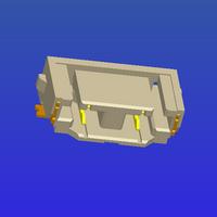 3.70mm間距T1型WTB