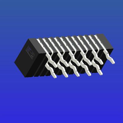 1.0mm間距A型雙面接彎針無鎖式FPC1.0mm間距A型雙面接彎針無鎖式FPC