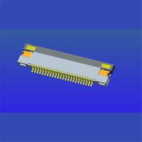 0.5mm間距1.2高抽屜式FPC