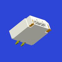 2.30mm間距 H=3.0連接器 - 2pin