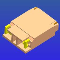 3.5mm間距SMT高壓座